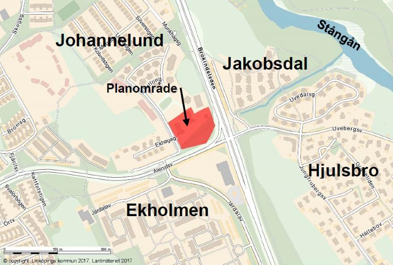 Romantisk Dejt Linköpings Johannelund
